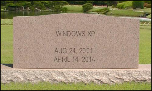 XP RIP